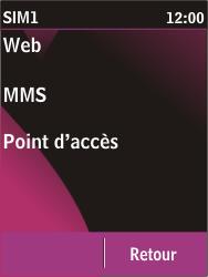 Nokia C2-03 - Internet - configuration manuelle - Étape 17