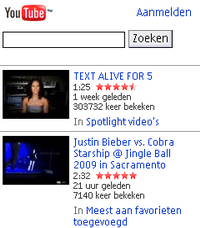 Nokia Lumia 900 - Internet - populaire sites - Stap 10