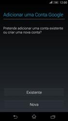 Sony Xperia E4 - Email - Adicionar conta de email -  5