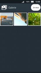 Doro 8031 - Photos, vidéos, musique - Envoyer une photo via Bluetooth - Étape 5