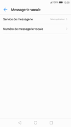 Huawei P10 - Android Oreo - Messagerie vocale - configuration manuelle - Étape 10