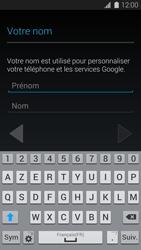 Samsung G900F Galaxy S5 - Applications - Créer un compte - Étape 5