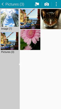 Samsung Galaxy Note 4 - Photos, vidéos, musique - Envoyer une photo via Bluetooth - Étape 7