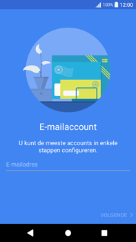 Sony Xperia L2 - E-mail - handmatig instellen (outlook) - Stap 6