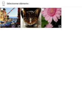 Samsung Galaxy Tab A - Photos, vidéos, musique - Envoyer une photo via Bluetooth - Étape 6