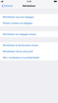 Apple iPhone 8 Plus - iOS 12 - Appareil - Restauration d