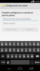 Motorola Moto X (2ª Gen) - E-mail - Configurar correo electrónico - Paso 5