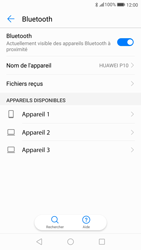 Huawei P10 - Android Oreo - Bluetooth - connexion Bluetooth - Étape 8