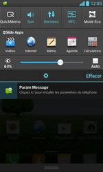 LG E975 Optimus G - MMS - Configuration automatique - Étape 4