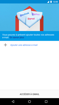 Huawei Nexus 6P - Android Oreo - E-mail - Configuration manuelle (outlook) - Étape 5