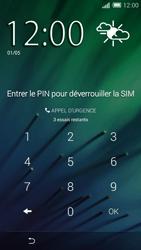 HTC Desire 610 - Premiers pas - Créer un compte - Étape 2