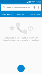 Alcatel OneTouch POP 3 (5) 3G (OT-5015X) - Voicemail - Handmatig instellen - Stap 4