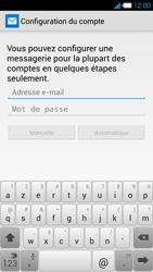 Bouygues Telecom Ultym 4 - E-mails - Ajouter ou modifier un compte e-mail - Étape 6