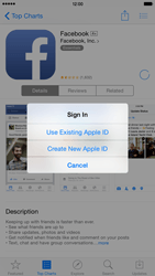 Apple iPhone 6 Plus - Applications - Create an account - Step 9
