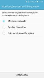 Samsung Galaxy J5 (2016) DualSim (J510) - Segurança - Como ativar o código de bloqueio do ecrã -  11