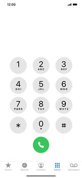 Apple iPhone XS Max - iOS 13 - SMS - Configuration manuelle - Étape 3