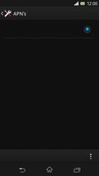 Sony C6603 Xperia Z - Internet - Handmatig instellen - Stap 17