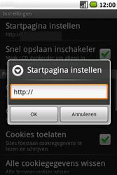 Samsung I7500 Galaxy - Internet - handmatig instellen - Stap 18