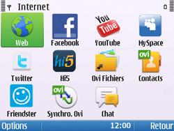 Nokia E5-00 - Internet - Configuration manuelle - Étape 21