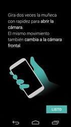 Motorola Moto X (2ª Gen) - Funciones básicas - Uso de la camára - Paso 6