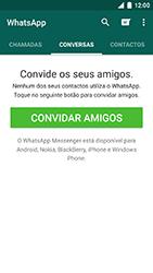 NOS Neva 80 - Aplicações - Como configurar o WhatsApp -  10