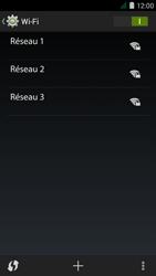 Acer Liquid Z410 - WiFi et Bluetooth - Configuration manuelle - Étape 6