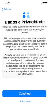 Apple iPhone XR - Primeiros passos - Como ligar o telemóvel pela primeira vez -  9