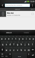 HTC Desire 500 - MMS - envoi d'images - Étape 4