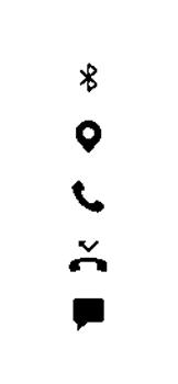 Samsung Galaxy A50 - Funções básicas - Explicação dos ícones - Etapa 13