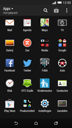HTC One M8 - Applicaties - Account aanmaken - Stap 3