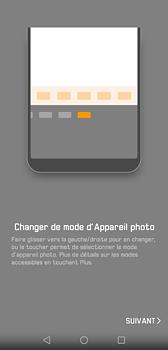 Huawei P20 - Photos, vidéos, musique - Créer une vidéo - Étape 3