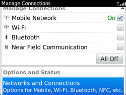 BlackBerry 9360 Curve - Internet - Enable or disable - Step 4