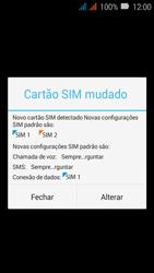 Huawei Y3 - Primeiros passos - Como ativar seu aparelho - Etapa 18