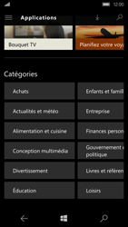 Microsoft Lumia 950 - Applications - Télécharger une application - Étape 11