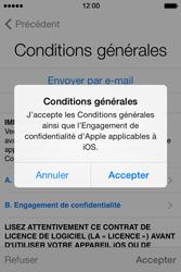 Apple iPhone 4S - Premiers pas - Créer un compte - Étape 13