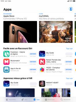 Apple iPad mini 4 iOS 12 - Applications - Télécharger des applications - Étape 7