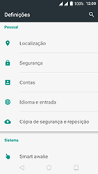 Wiko Fever 4G - Segurança - Como ativar o código PIN do cartão de telemóvel -  3