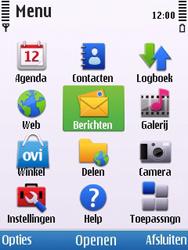 Nokia 6700 slide - E-mail - Hoe te versturen - Stap 3