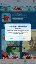 Apple iPhone iOS 10 - Aplicativos - Como baixar aplicativos - Etapa 17