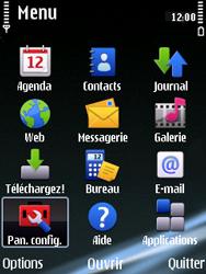 Nokia E75 - Mms - Configuration manuelle - Étape 3
