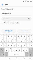 Huawei P10 Lite - WiFi - Conectarse a una red WiFi - Paso 6