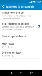 HTC Desire 510 - Internet et connexion - Activer la 4G - Étape 5