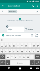 Sony Xperia XZ1 - Contact, Appels, SMS/MMS - Envoyer un MMS - Étape 8
