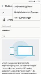 Samsung Galaxy A3 (2017) (SM-A320FL) - WiFi - Mobiele hotspot instellen - Stap 8