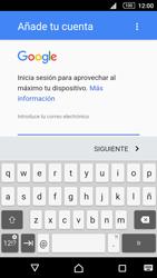 Sony Xperia Z5 Compact - E-mail - Configurar Gmail - Paso 11