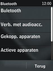 Nokia Asha 203 - Bluetooth - Headset, carkit verbinding - Stap 6