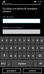 Microsoft Lumia 435 - Applications - Créer un compte - Étape 14