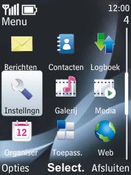 Nokia 6303 classic - Netwerk - gebruik in het buitenland - Stap 6