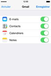 Apple iPhone 4 - E-mails - Ajouter ou modifier votre compte Gmail - Étape 9