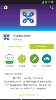 Samsung I8190 Galaxy S III Mini - Applicaties - MyProximus - Stap 9